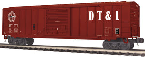 MTH 20-93859 Detroit, Toledo & Ironton 50' Box Car