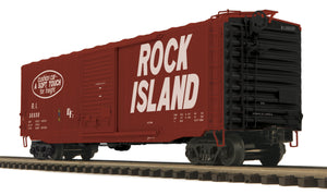 MTH 20-93918 Rock Island 50' Ps-1 Box Car w/Youngstown Standard Door