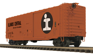 MTH 20-93920 Illinois Central 50' Ps-1 Box Car w/Youngstown Standard Door