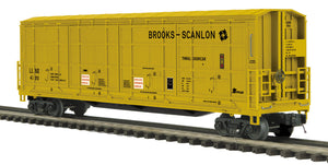 MTH 20-93921 Brooks-Scanlon 55' All-Door Box Car
