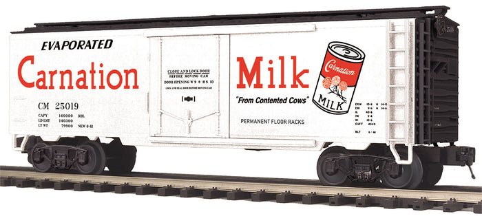 MTH 20-94282 Carnation Milk Reefer Car