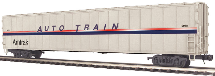"MTH 20-95270 - 75' AutoTrain Auto Carrier ""Amtrak"""