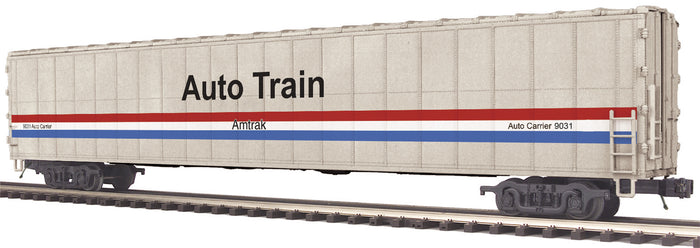 "MTH 20-95272 - 75' AutoTrain Auto Carrier ""Amtrak"""