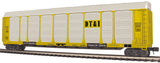 MTH 20-95339 Detroit, Toledo & Ironton Corrugated Auto Carrier