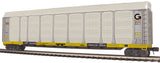MTH 20-95341 Boston & Maine Corrugated Auto Carrier