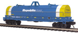 MTH 20-95344 Republic Steel Coil Car