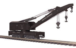 MTH 20-95355 U.S. Army O Scale Crane Car