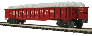 MTH 20-95362 Western Maryland Gondola Car w/Coiled Wire Load