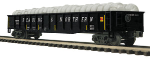 MTH 20-95363 Reading & Northern Gondola Car w/Coiled Wire Load