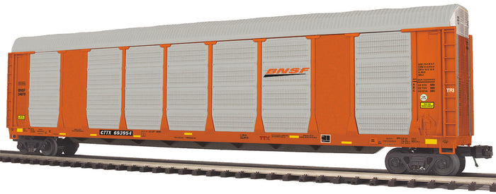 MTH 20-95446 BNSF Corrugated Auto Carrier