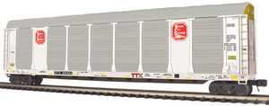 MTH 20-95448 Kansas City Southern Corrugated Auto Carrier