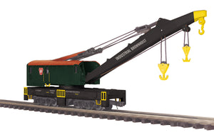 MTH 20-95453 Pennsylvania O Scale Crane Car