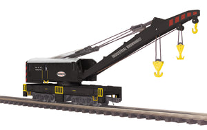 MTH 20-95455 New York Central O Scale Crane Car