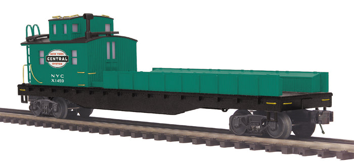 MTH 20-95456 New York Central O Scale Crane Tender