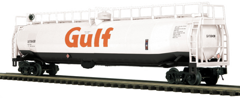 "MTH 20-96804 - 33K Gallon Tank Car ""Gulf"""