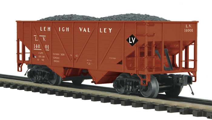 "MTH 20-97340 - 34' Composite Hopper Car ""Lehigh Valley"""