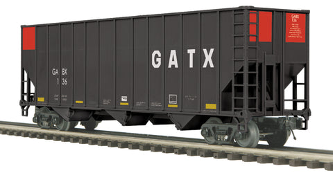"MTH 20-97364 - Coke Hopper Car ""GATX"""