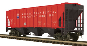 MTH 20-97365 Indiana Farm Bureau PS-2CD High-Sided Hopper Car