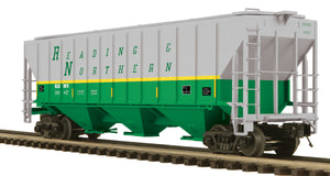 MTH 20-97367 Reading & Northern PS-2CD High-Sided Hopper Car