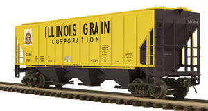 MTH 20-97368 Illinois Grain Corporation PS-2CD High-Sided Hopper Car