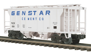 MTH 20-97372 Genstar Cement Company Ps-2 Hopper Car