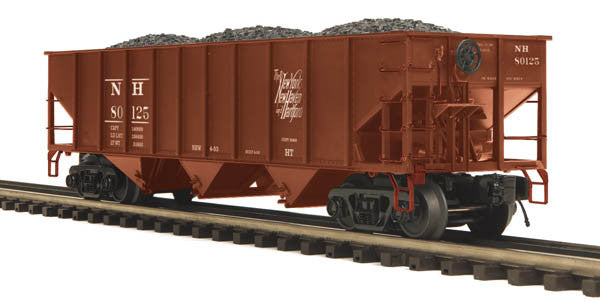 "MTH 20-97787 - 70-ton 3-Bay Hopper Car ""New Haven"""
