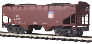 "MTH 20-97861 - 2-Bay Offset Hopper Car ""Union Pacific"""