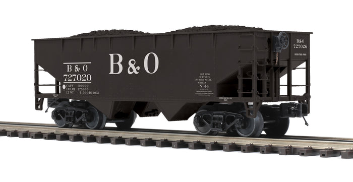 MTH 20-97949 Baltimore & Ohio Flat End Offset Hopper Car