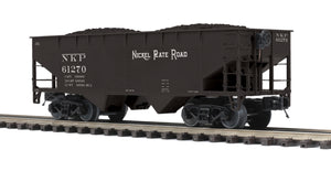 "MTH 20-97952 - Flat End Offset Hopper Car ""Nickel Plate Road"""