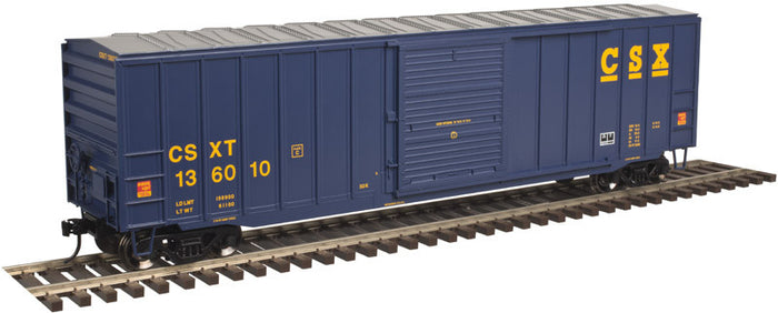 "Atlas O 2001003 - Trainman - 50'6"" Box Car ""CSX"", New for 2019"