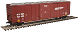 "Atlas O 2001041 - Trainman - 50'6"" Box Car ""BNSF"""