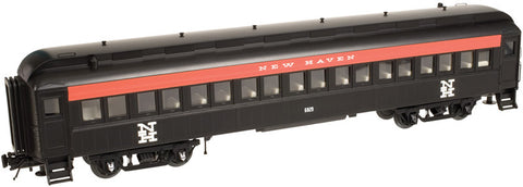 "Atlas O 2001103 - Trainman - 60' Coach Car ""New Haven"""