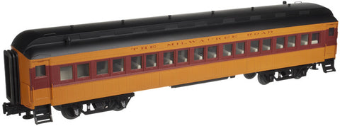 "Atlas O 2001116 - Trainman - 60' Coach Car ""Milwaukee"""