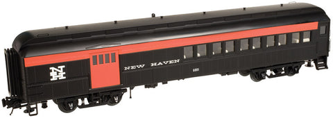 "Atlas O 2001403 - Trainman - 60' RPO Car ""New Haven"""