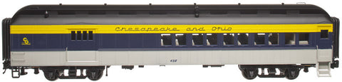 "Atlas O 2001314 - Trainman - 60' Baggage ""C&O"""