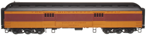 "Atlas O 2001315 - Trainman - 60' Baggage ""Milwaukee Road"""