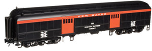 "Atlas O 2001353 - Trainman - 60' Baggage Car ""New Haven"" (2-Rail)"