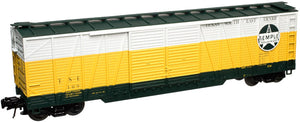"Atlas O 2001564 - Trainman - 50' Single-Sheathed Boxcar ""Texas South-Eastern"" (2-Rail)"