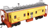"Atlas O 2001734 - Trainman - Bay Window Caboose ""Union Railroad"""