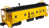 "Atlas O 2001735 - Trainman - Bay Window Caboose ""Bethlehem Steel"""