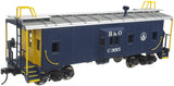 "Atlas O 2001726 - Trainman - Bay Window Caboose ""Baltimore & Ohio"""