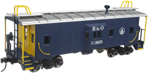Atlas O AO-2001726 Bay Window Caboose B&O