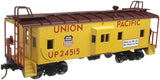 "Atlas O 2001730 - Trainman - Bay Window Caboose ""Union Pacific"""