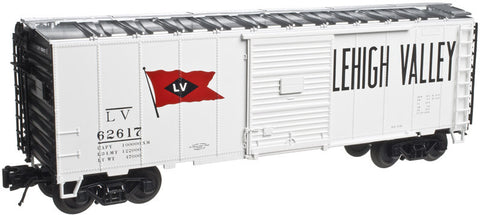 Atlas O AO-2002213 3RL TMAN 40' Sliding Door Box Car - Lehigh Valley