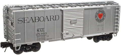 "Atlas O 2002215 - Trainman - 40' Sliding Door Box Car ""Seaboard Air Line"""