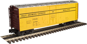 "Atlas O 2002307 - Trainman - 40' Plug Door Box Car ""Fruit Growers Express"""