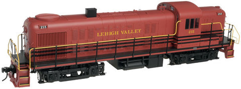 Atlas O AO-20033009 3RL Trainman Alco RS-3 Lehigh Valley 215