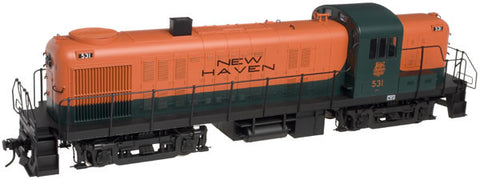 Atlas O AO-20033011 3RL Trainman Alco RS-3 New Haven 519
