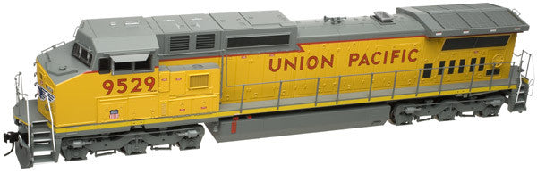 "Atlas O 20022008 - Trainman - Conventional - DASH 8-40CW Locomotive ""Union Pacific"" #9529"