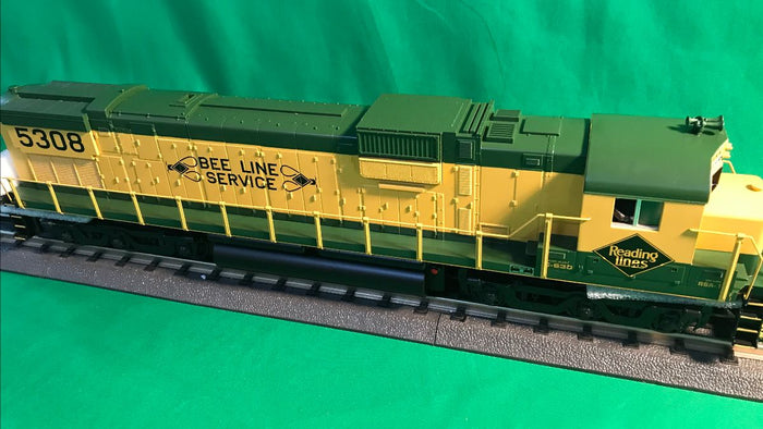 "MTH 30-20664-1 - C630 Diesel Engine ""Reading"" #5308 w/ PS3"